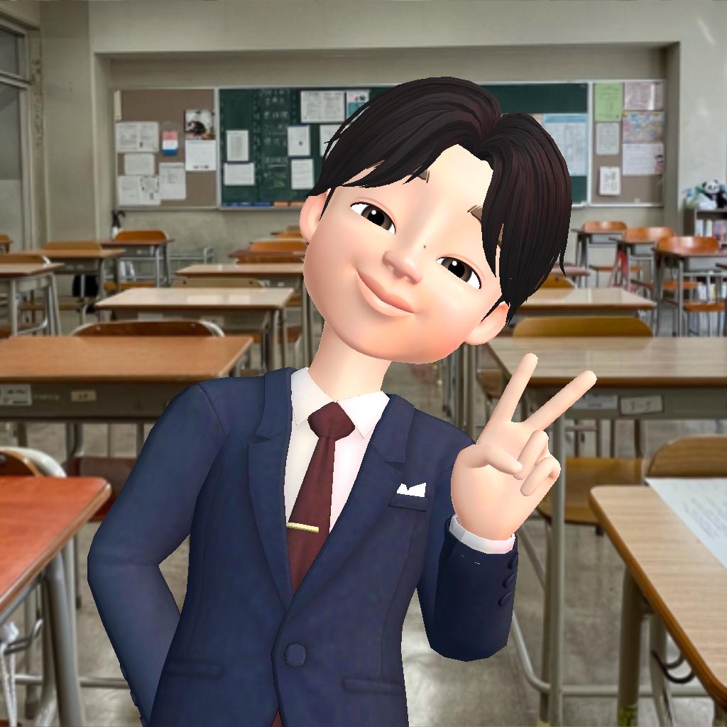 原田英語マン
